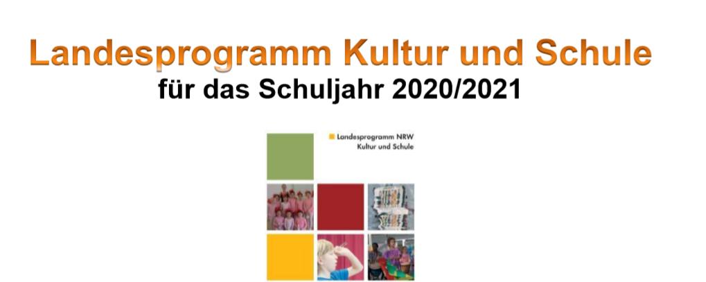Landesprogramm Kultur und Schule