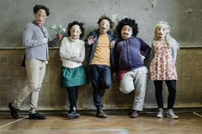 """Klasse Glück"" – Maskentheater (fast) ohne Worte"