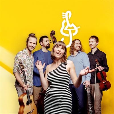 """Die """"Marion & Sobo Band"""" spielt im Stadttheater Lippstadt"""