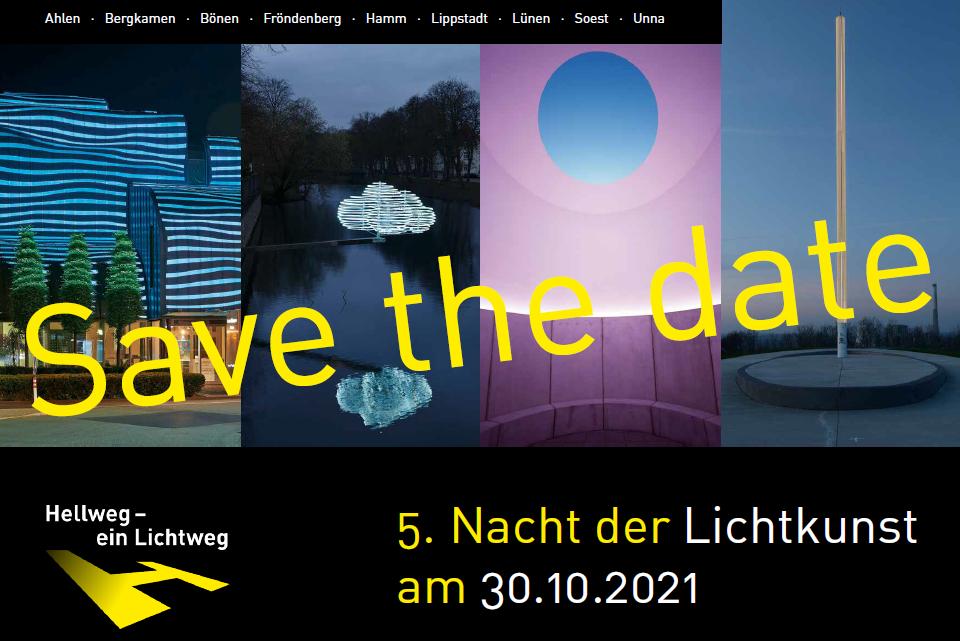 Save the Date – 5. Nacht der Lichtkunst