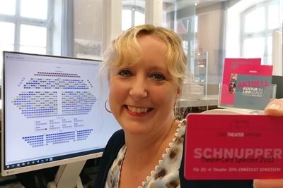 Die neue Schnupper-TheaterCard für Stadttheater-Liebhaber …und die, die es noch werden wollen!